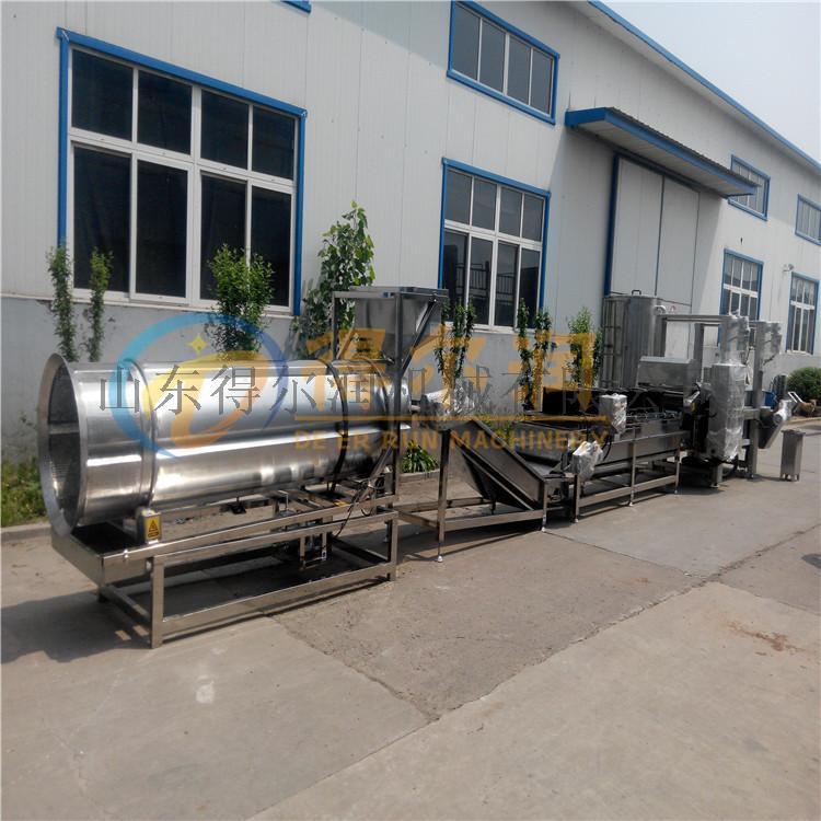 新技术DR 油炸薯片生产线 鲜切薯片加工设备流程757873772