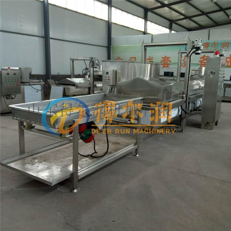D5油炸红薯片生产线 红薯片油炸机 红薯片加工设备59876352