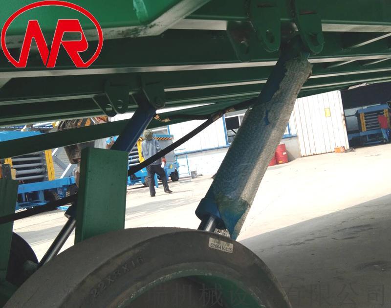 超大台面移动登车桥  移动式装箱平台  液压登车桥123471592