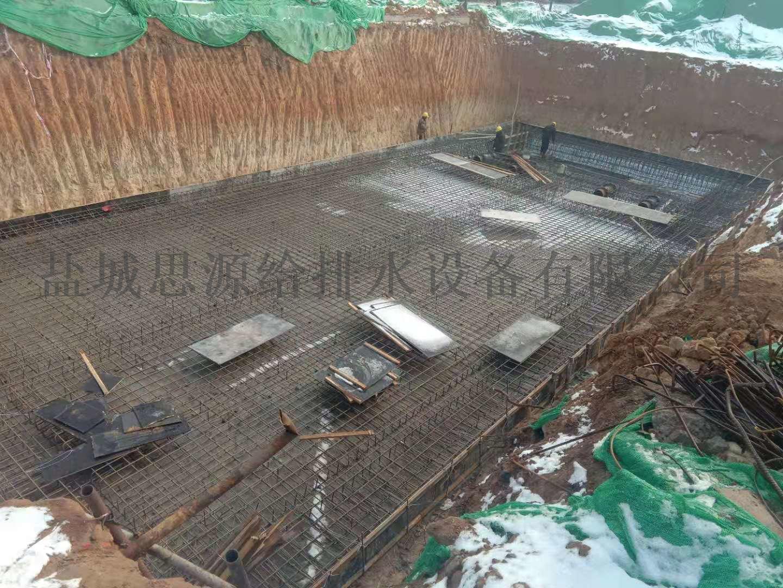 南京秦淮河项目-抗浮地埋式消防泵站消防水想134702025
