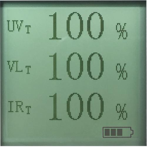 LH-221三波段玻璃透光率計太陽膜測試儀透光率儀798650505