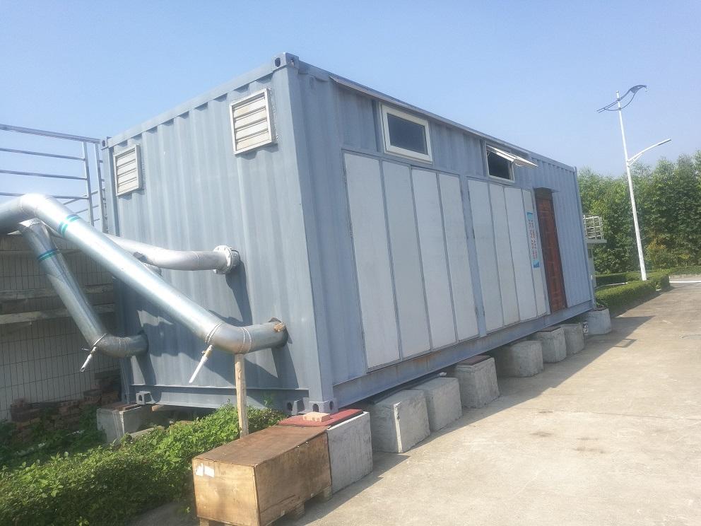 集裝箱泵站