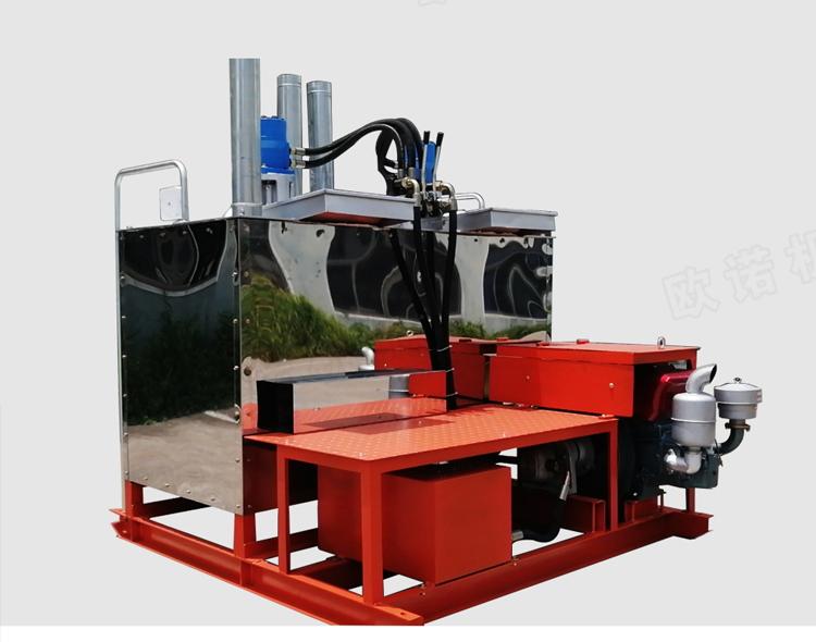 道路热熔划线机 热熔道路划线机 自驾式热熔划线机110125812