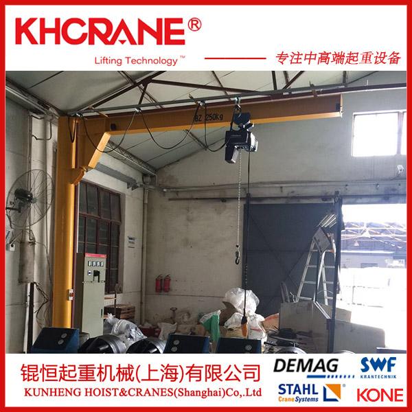 供应上海苏州杭州常州BZD-1t立柱式悬臂吊860229945
