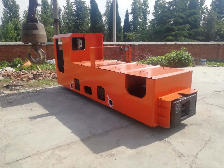 10T架線式工礦電機車97094392