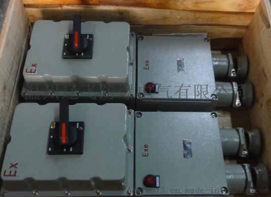 BDZ52-25A/3隔爆型防爆負荷開關箱818446042