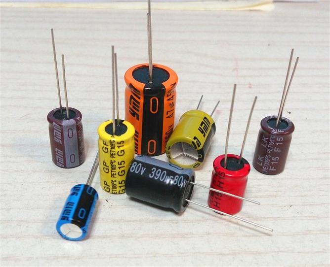 LED驱动电源长寿命铝电解电容器1