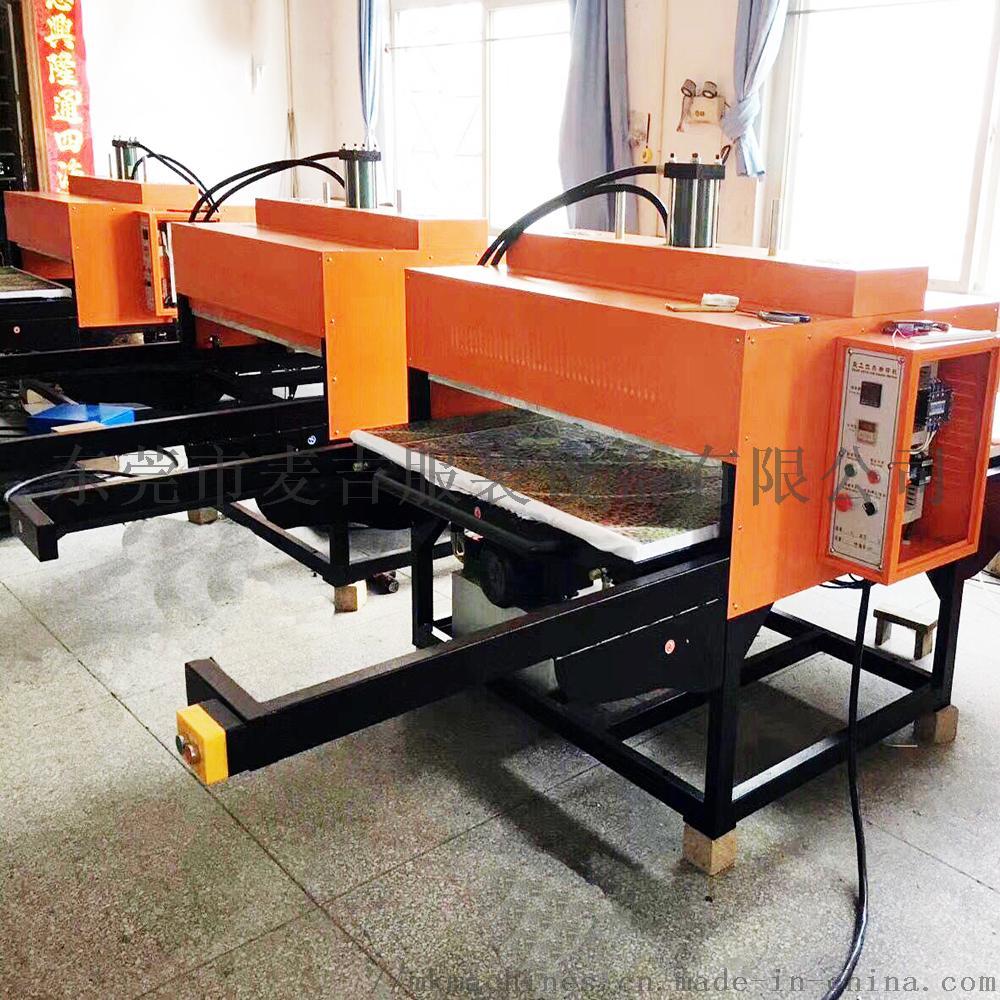 80*100cm液压双工位烫画机东莞厂家直销83266085