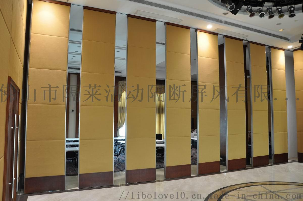 青島酒店活動隔斷牆廠家包廂移動隔牆設計安裝價格實惠80584135