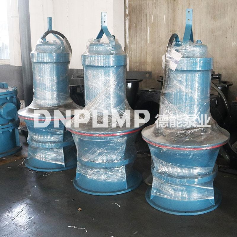 具有漂浮式排水作业的轴流泵822405532