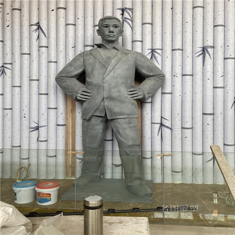 广场人物组合雕塑 玻璃钢情景人物雕塑139109615