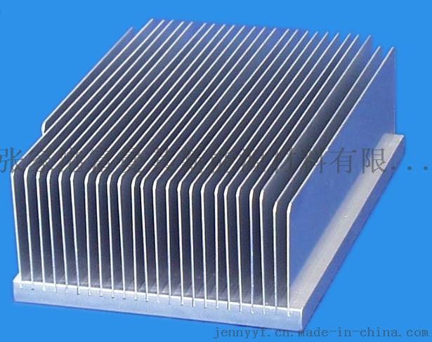 開模加工異型工業散熱器鋁型材745634342