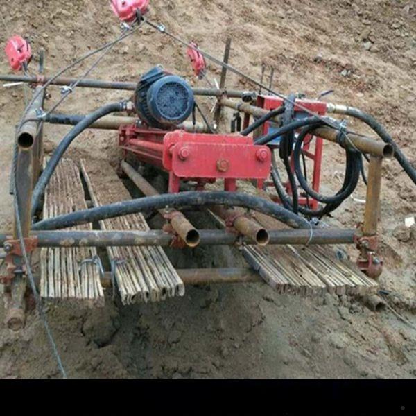 120型潜孔钻机河北保定风动潜孔钻机
