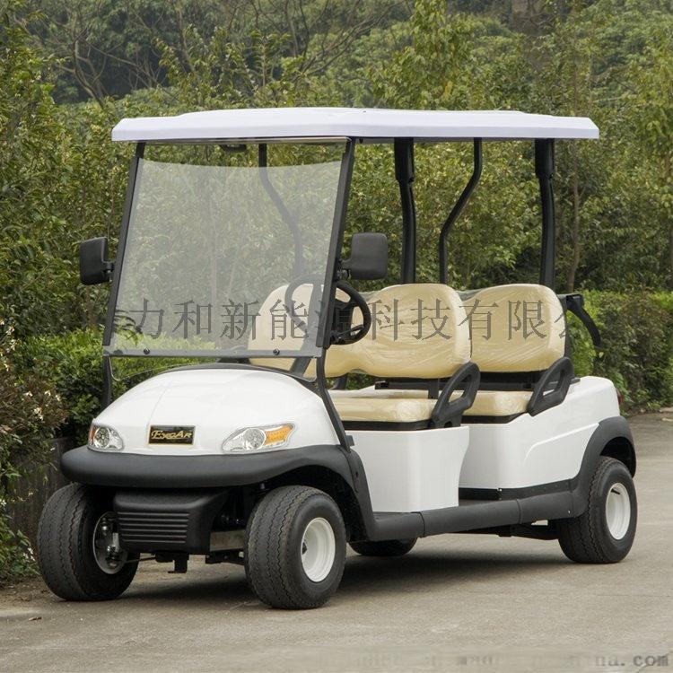 高爾夫球車草坪車四輪巡邏車799076032