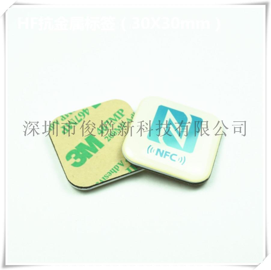 HF抗金属标签(30X30mm)本
