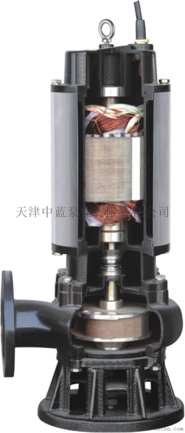 高耐腐性耐用WQD潜水排污泵782078082