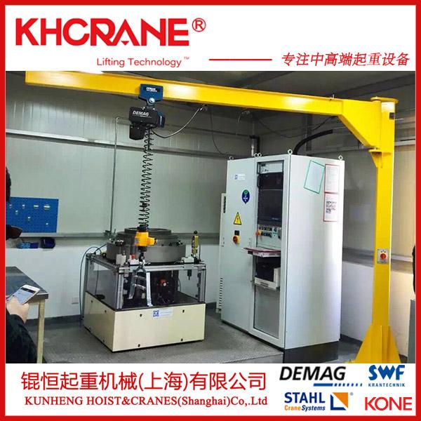供应上海苏州杭州常州BZD-1t立柱式悬臂吊860229915