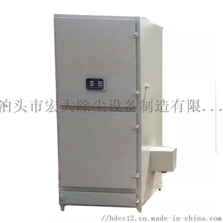 2.2KW滤筒集尘器 低噪音除尘器 不锈钢吸尘器854908832