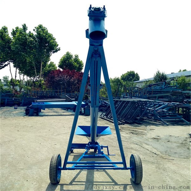 长春螺旋提升机 粉料颗粒圆管上料机LJ106335292