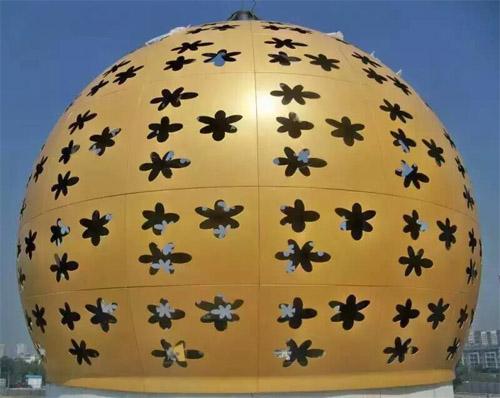 金色镂空铝单板 球形雕花铝单板 球形镂空铝单板.jpg