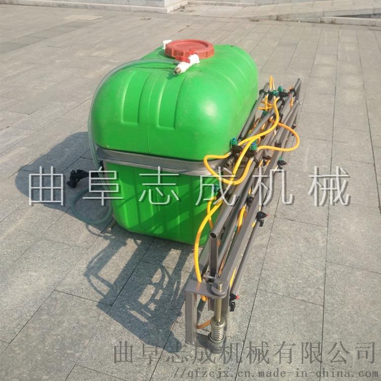 志成直销大型车载式打药机喷杆式喷雾器774811272