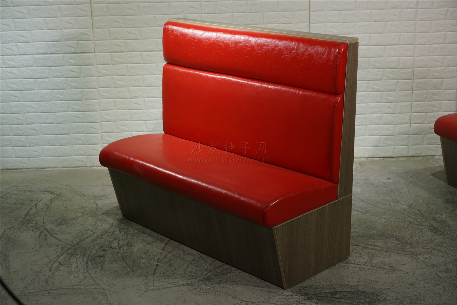 时尚主题火锅店卡座沙发定做91017195