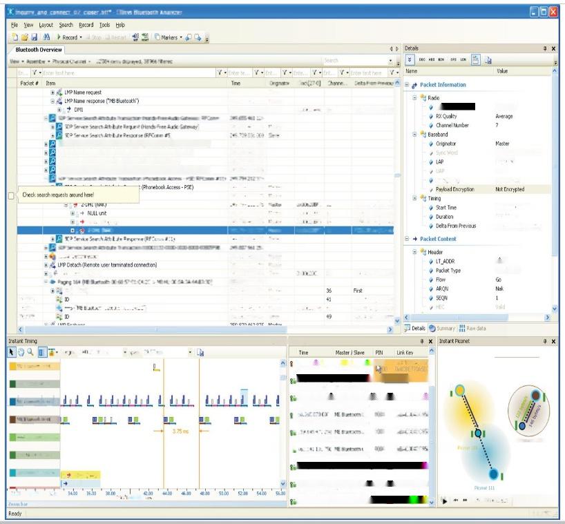 蓝牙协议分析仪Ellisys BEX400 Bluetooth Protocol Analyzer