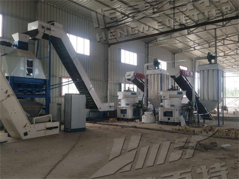 广西多种木材颗粒机设备生产线广西木糠颗粒机836934192