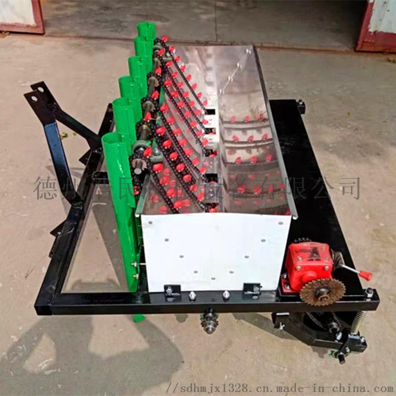 浩民机械生产6行大蒜播种机870060215