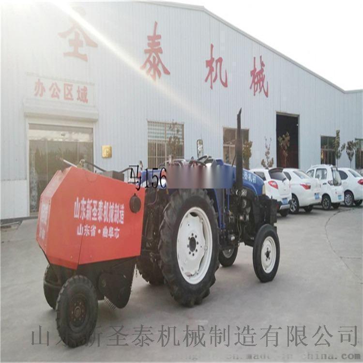 大型小麦秸秆打捆机   秸秆打捆机械93188445