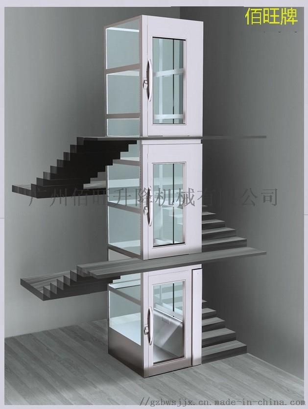 别墅电梯厂家小型家用液压别墅电梯参数80241175