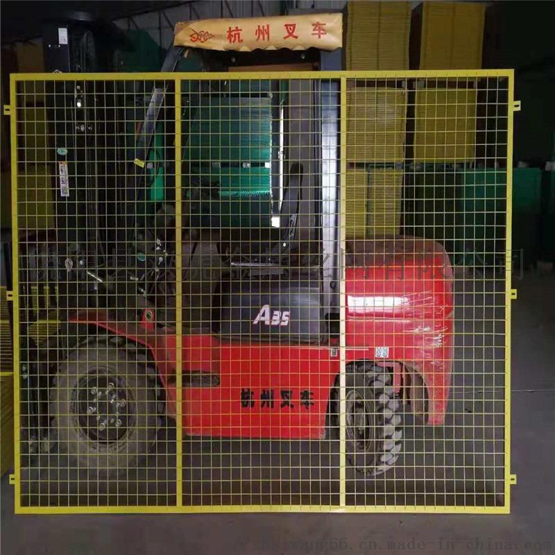 車間隔離護欄 倉庫防護網 廠區護欄網87587635