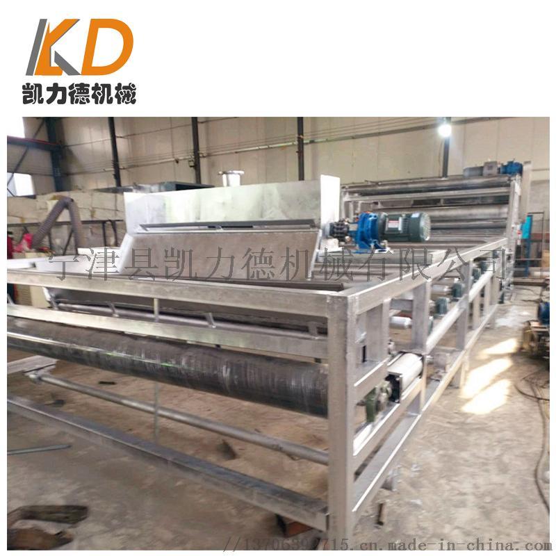 多行业可用的带式浓缩压滤机 选矿泥浆脱水设备效率高74633842