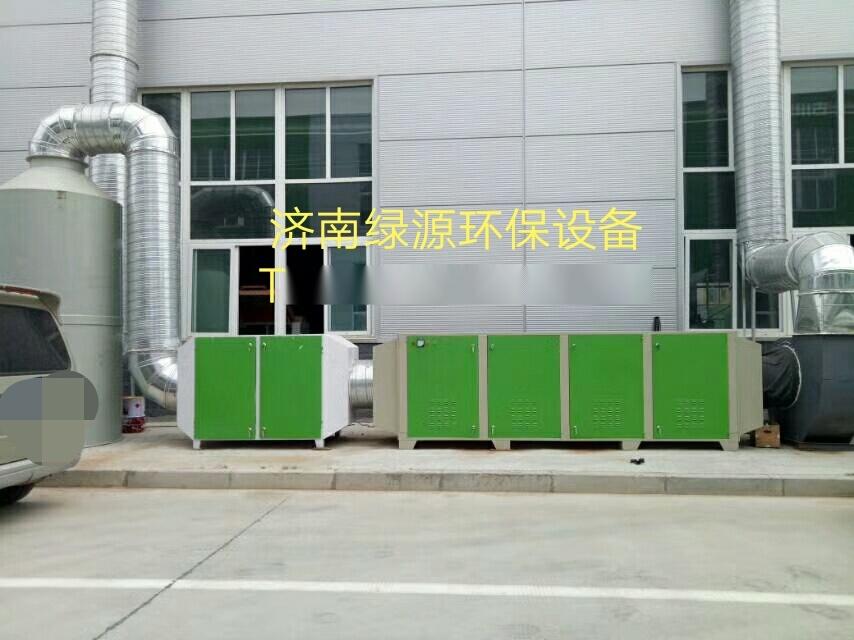 噴漆房廢氣處理設備,uv光氧voc治理設備54732582