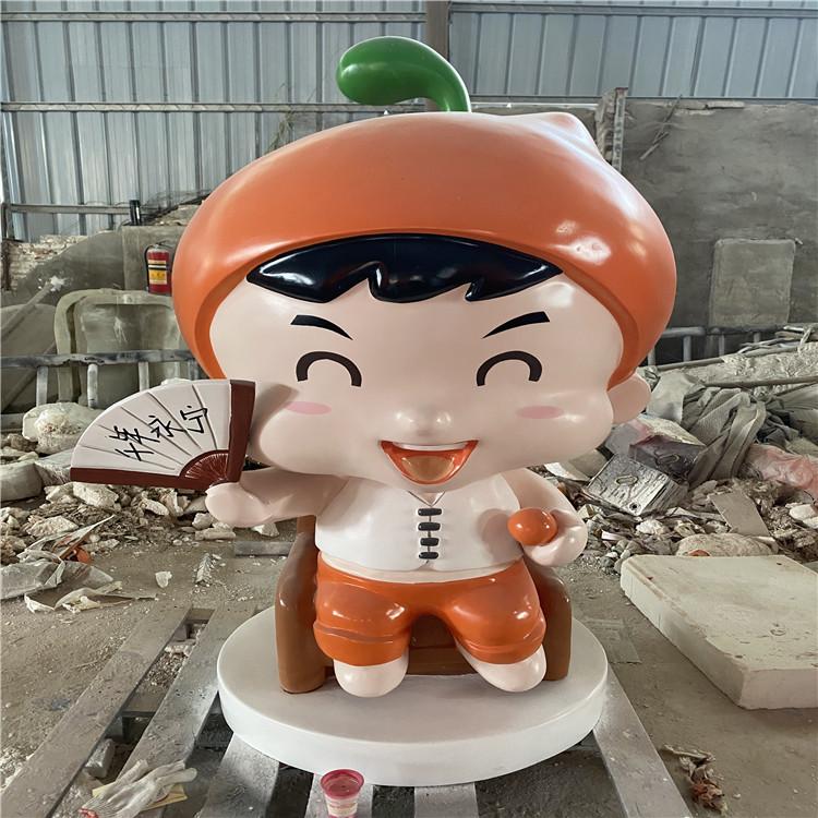 广州玻璃钢动漫人物雕塑 游戏角色雕塑147766735