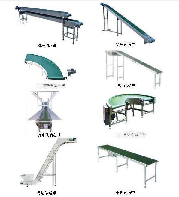 中山楼层卸货输送带,江门阁楼纸箱生产线95332855