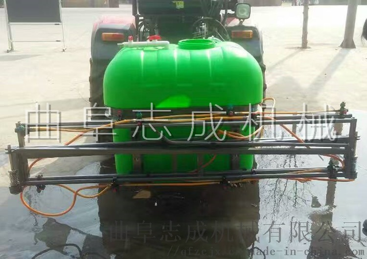 志成直销大型车载式打药机喷杆式喷雾器67819092