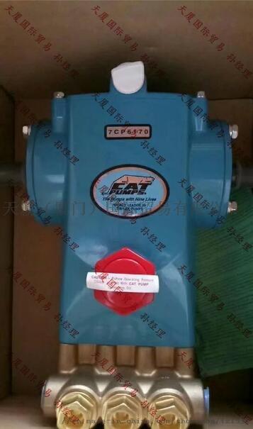 美国CATPUMPS1010 高压循环三柱塞泵供应800742305