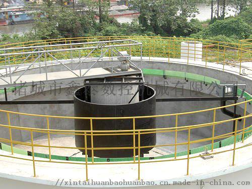 中心传动单管刮吸泥机用途及结构116530242