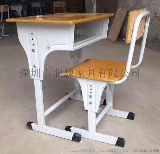 廣東教育機構專用鋼木課桌椅、學生課桌815126985