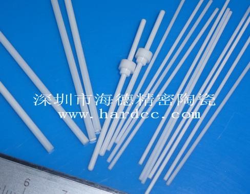 氧化锆陶瓷棒加工  精密陶瓷棒生产 陶瓷棒厂家766359355
