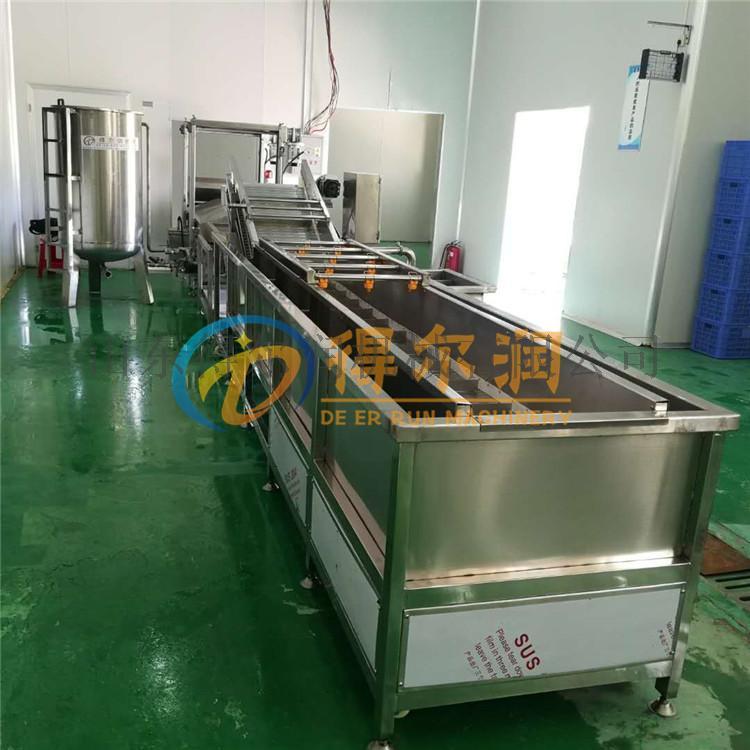 小龙虾清洗机 专业龙虾清洗设备 自动龙虾加工生产线66436012
