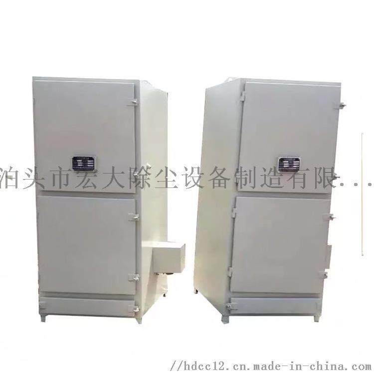 2.2KW滤筒集尘器 低噪音除尘器 不锈钢吸尘器124173052