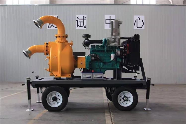 防水防洪8寸柴油自吸水泵877520472