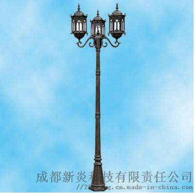 成都庭院燈生產廠家太陽能庭院燈91201415