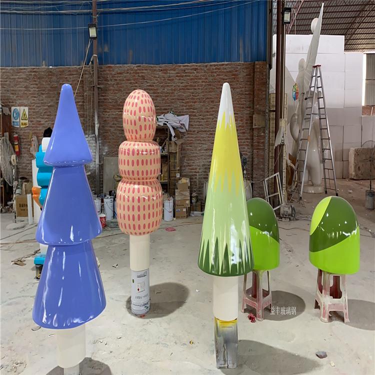 幼儿园装饰卡通公仔雕塑 佛山玻璃钢雕塑947297795