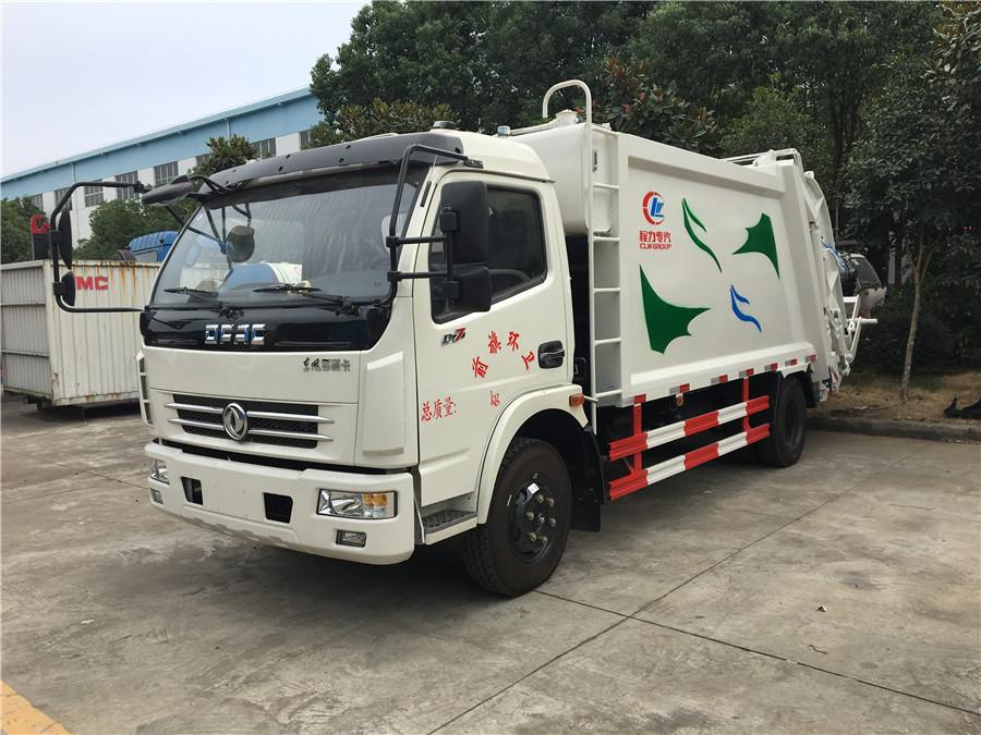10噸綠化垃圾車廠家 15噸垃圾車價格835661555