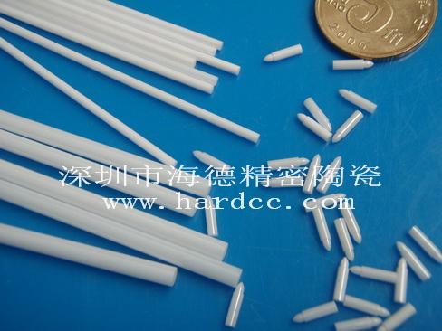 氧化锆陶瓷棒加工  精密陶瓷棒生产 陶瓷棒厂家766359315