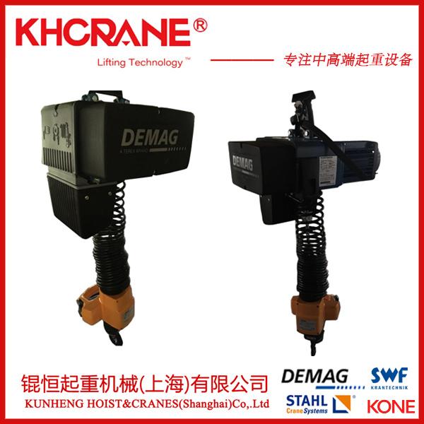 代理德马格电葫芦 DC-COM1-125117610305