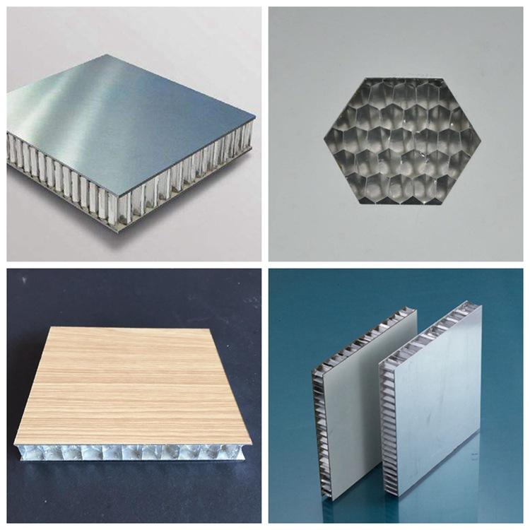 PVC木紋蜂窩鋁板生產廠家 六角形鋁蜂窩板119066875